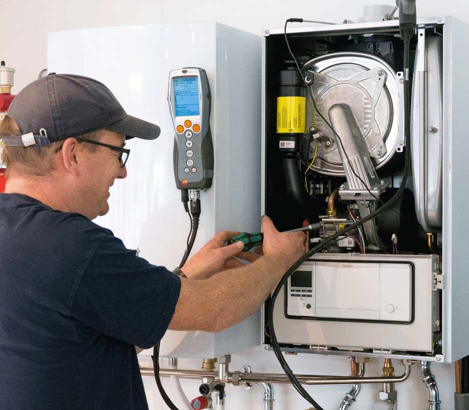 Werken bij Erro heating